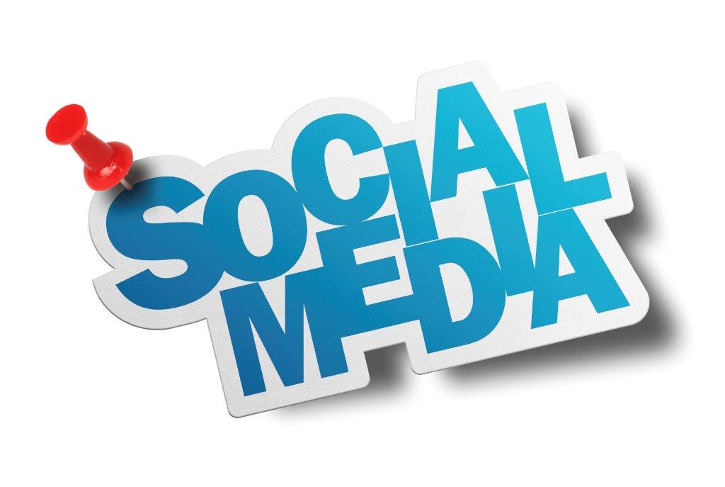 Social Media Pin