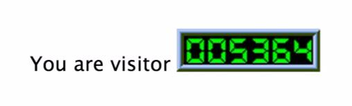 website-counters