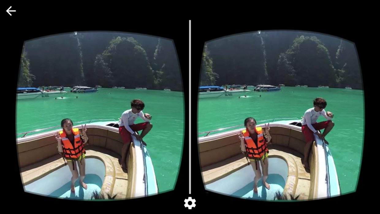 China Tourism VR