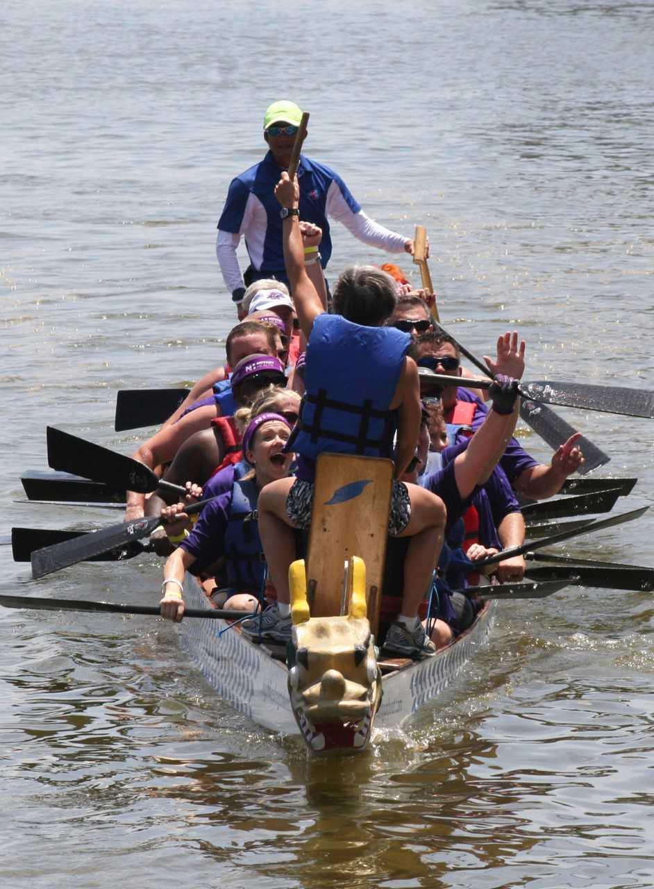 Rowan Boat Races