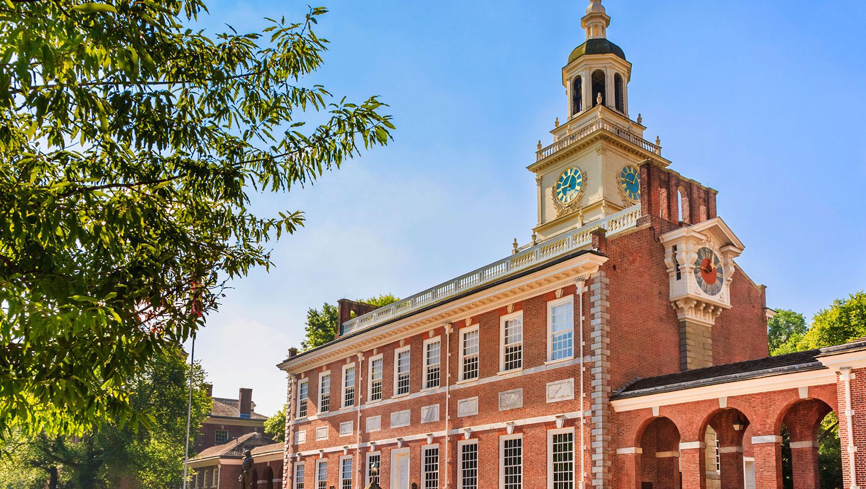 Philadelphia Independence Hall tourism best practices destination marketing