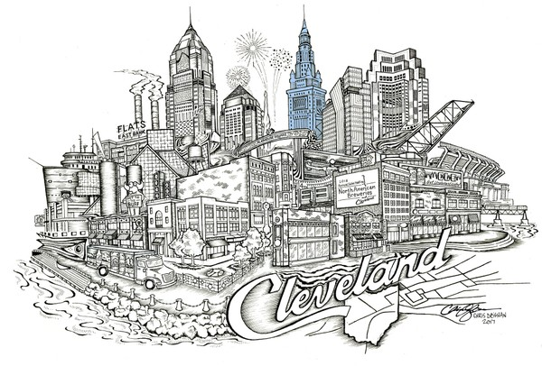 Cleveland Locals Campaign