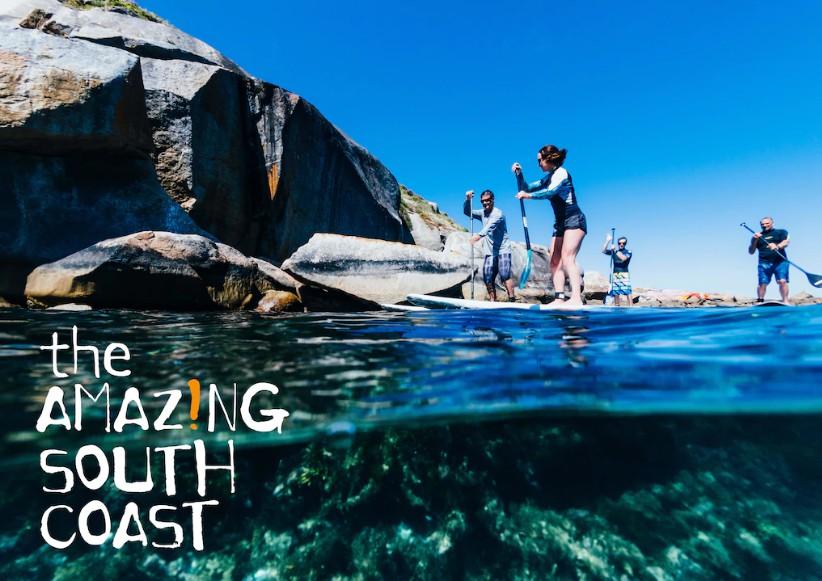 South Coast Australia Campaign