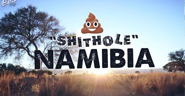 Namibia Shithole